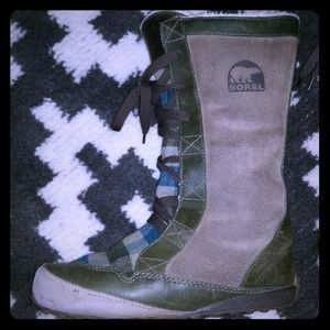 Sorel Mackenzie boot